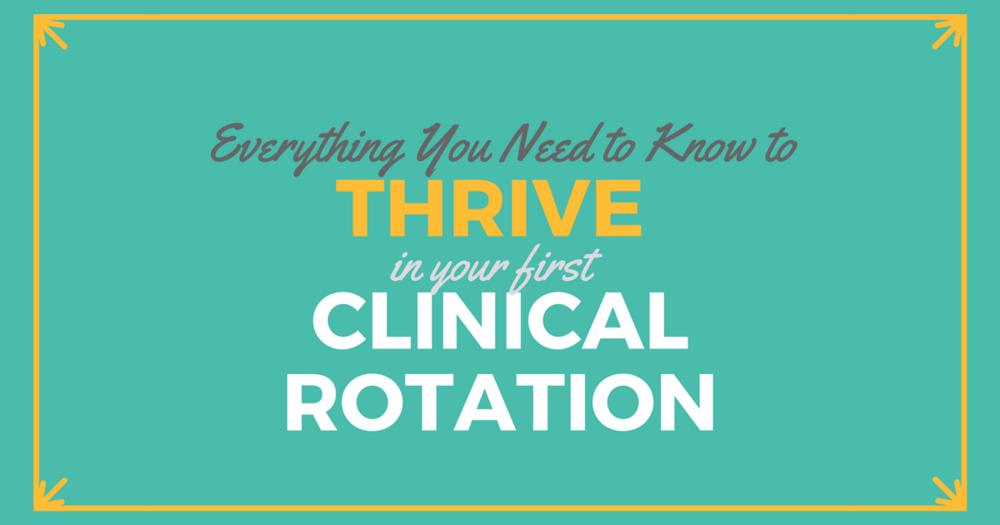 Clinical rotation