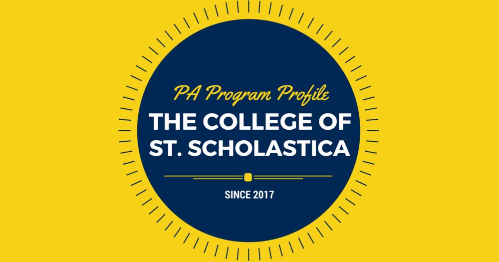 PA Program Profile: St. ScholasticalBe a Physician Assistant