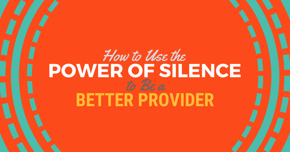 How to Use Silence to Become a Better PAlBe a Physician Assistant