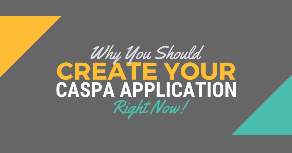 Getting a Head Start on Your PA School ApplicationlBe a Physician Assistant