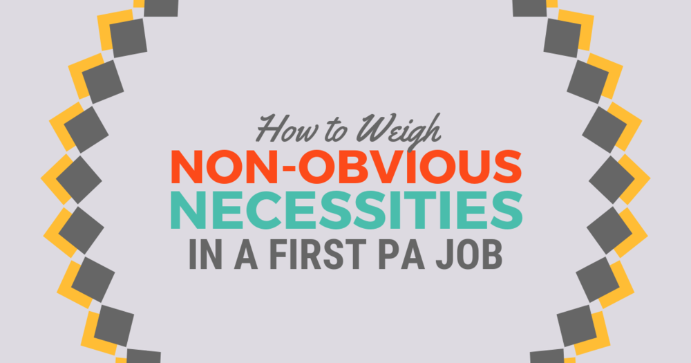 How to Look Behind the Scenes in a First PA JoblBe a Physician Assistant