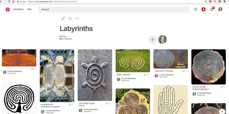 So. Many. Labyrinths.