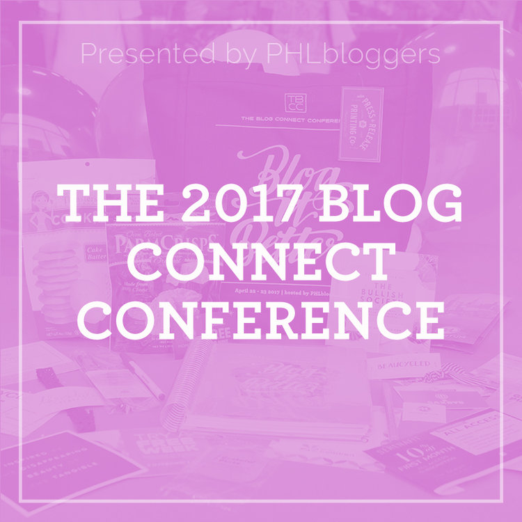 The 2017 Blog Connect Conference: Blog It Better - April 2017