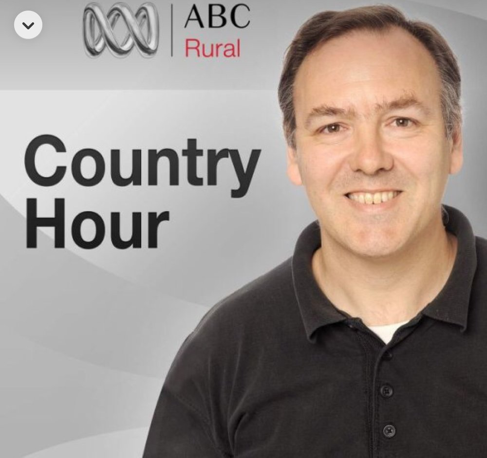 NSW COUNTRY HOUR   Listen from 30:20 to hear Silvana Griffin interviewed about marriage equality