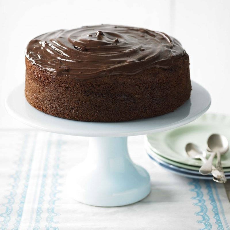 DONNA LATTER'S CHOCOLATE BUTTER CAKE