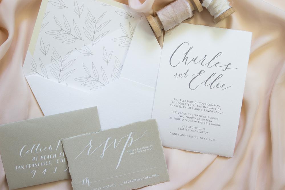 Start Here — Calligraphy and Wedding Invitation Design Studio ...