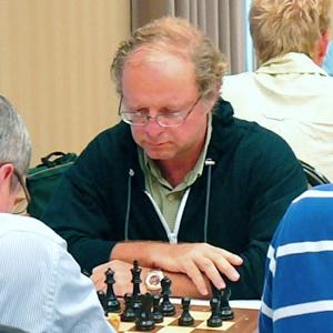 FiDE Master Alex Zelner