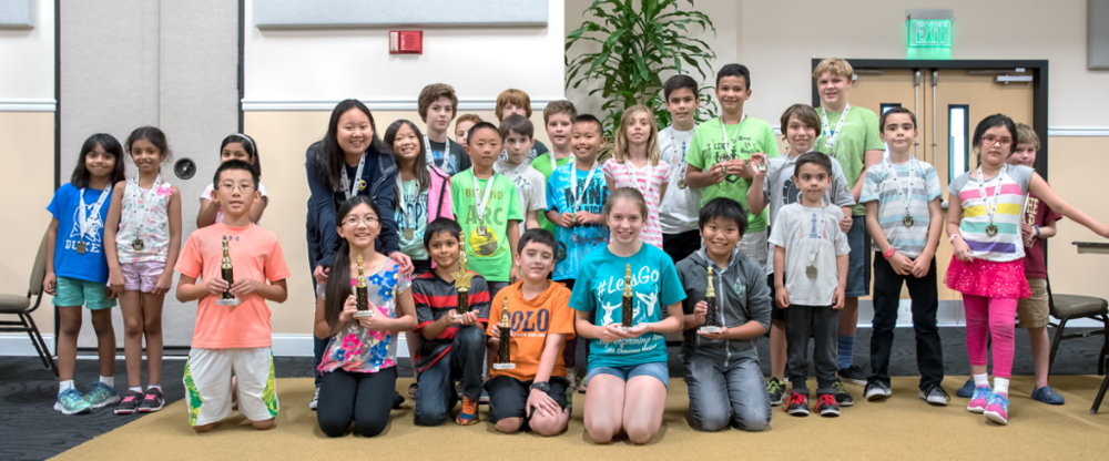 Most of the players in the June 4, 2016 Scholastic Tournament held on-campus at UCF in the Cape Florida Ballroom, 3rd Floor, Student Union building.