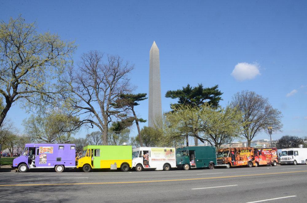 Food Truck Navigation