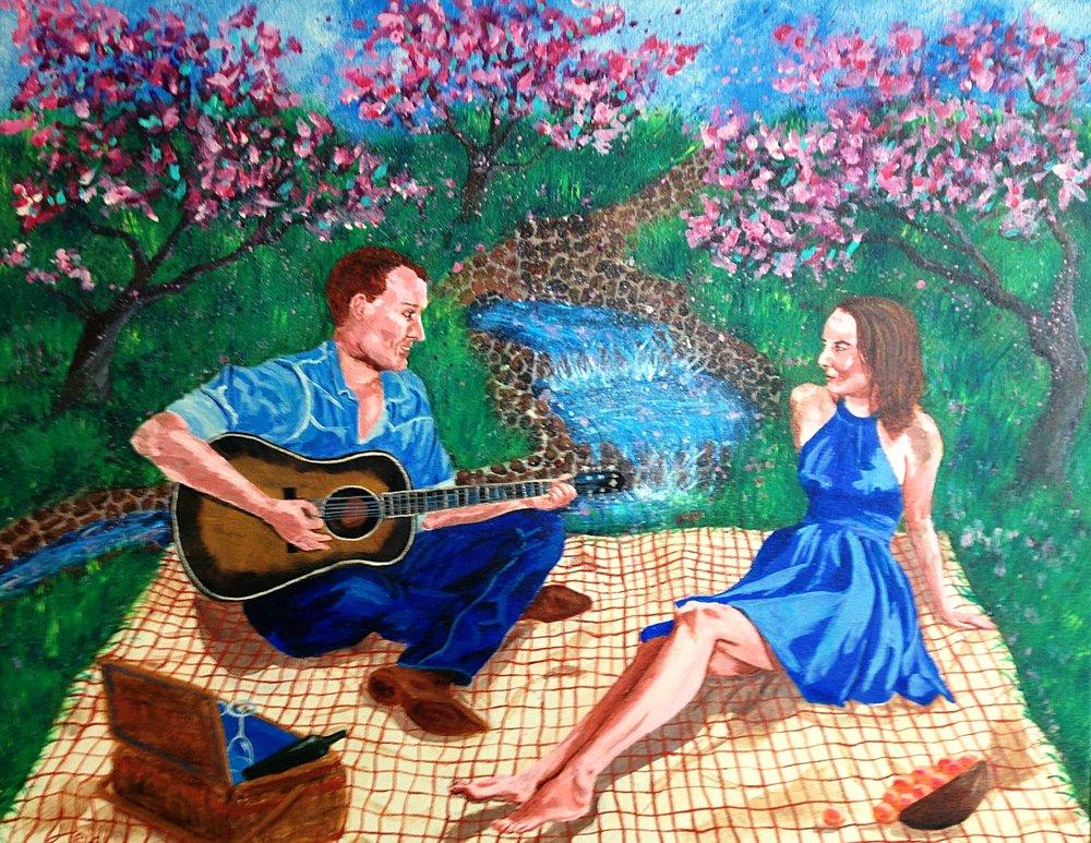 Amanda & Aaron Irons