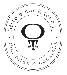 LITTLE O: - After moving back from San Francisco, I expanded our family-style Restaurant into a Bar & Lounge October of 2016. My mother, Orrapin, and I, look forward to hosting you as I introduce my take on Thai Street food tastings, specialty cocktails, and neighborhood nightlife in where we call,