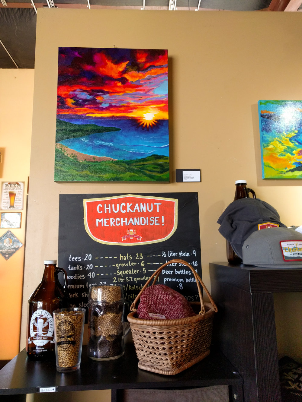 Chuckanut-restaurant-Bellingham-art