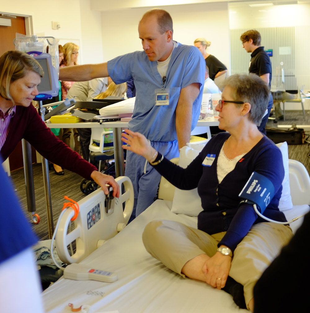 Build Prototypes. Try an Experiment. Join a Health Making Community at Mount Mercy University -