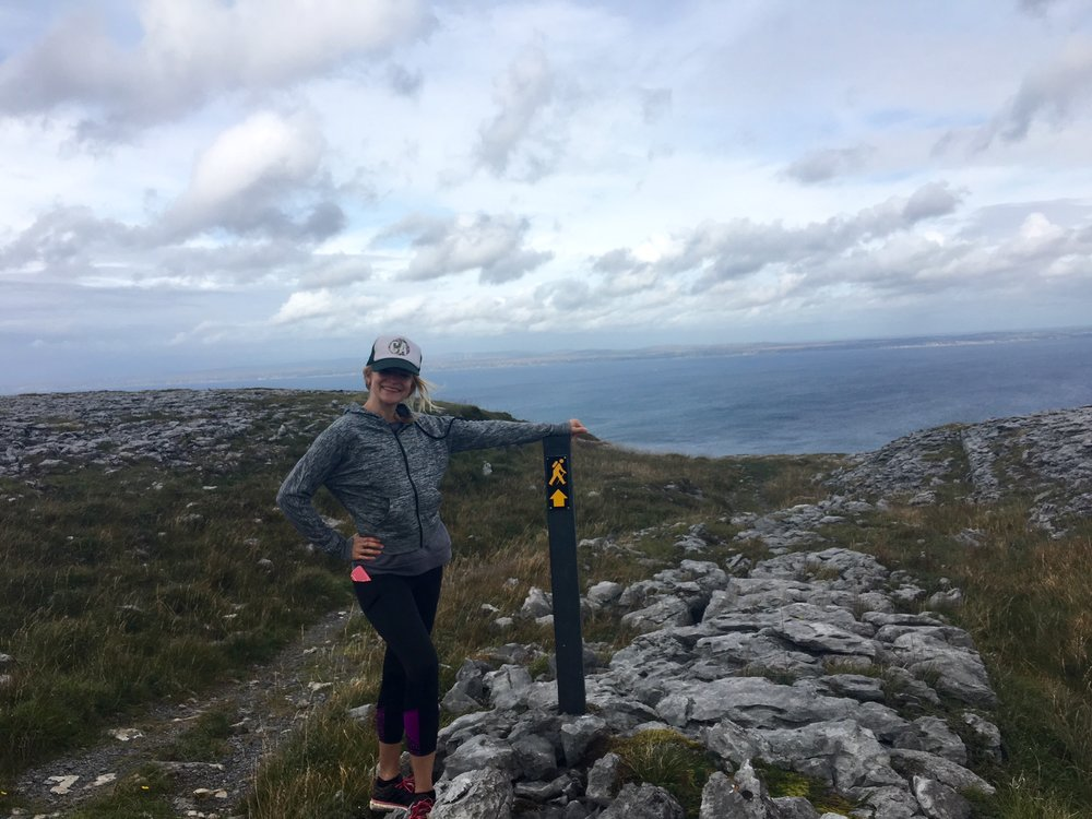 Hiking in Ireland!