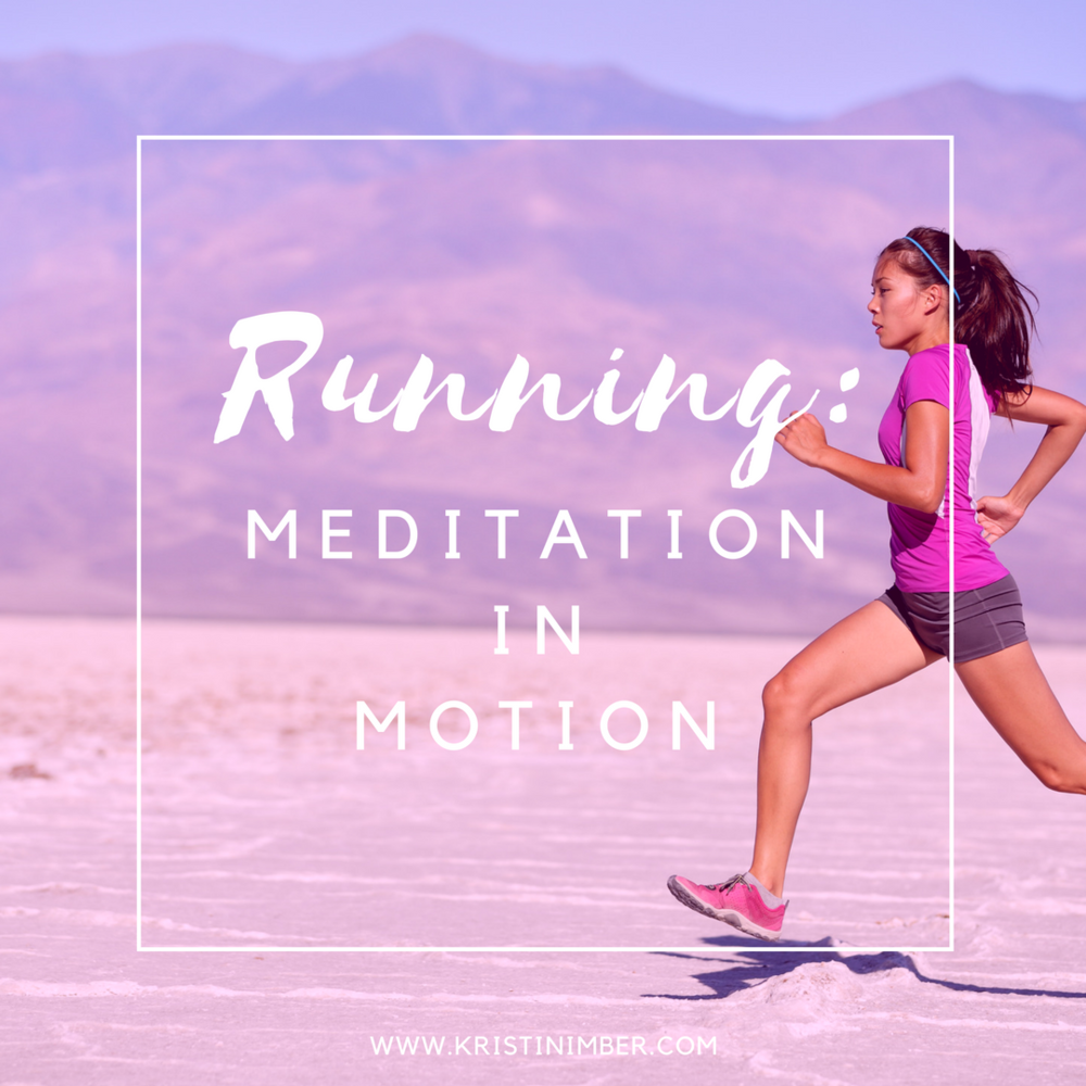 Running as Meditation in Motion
