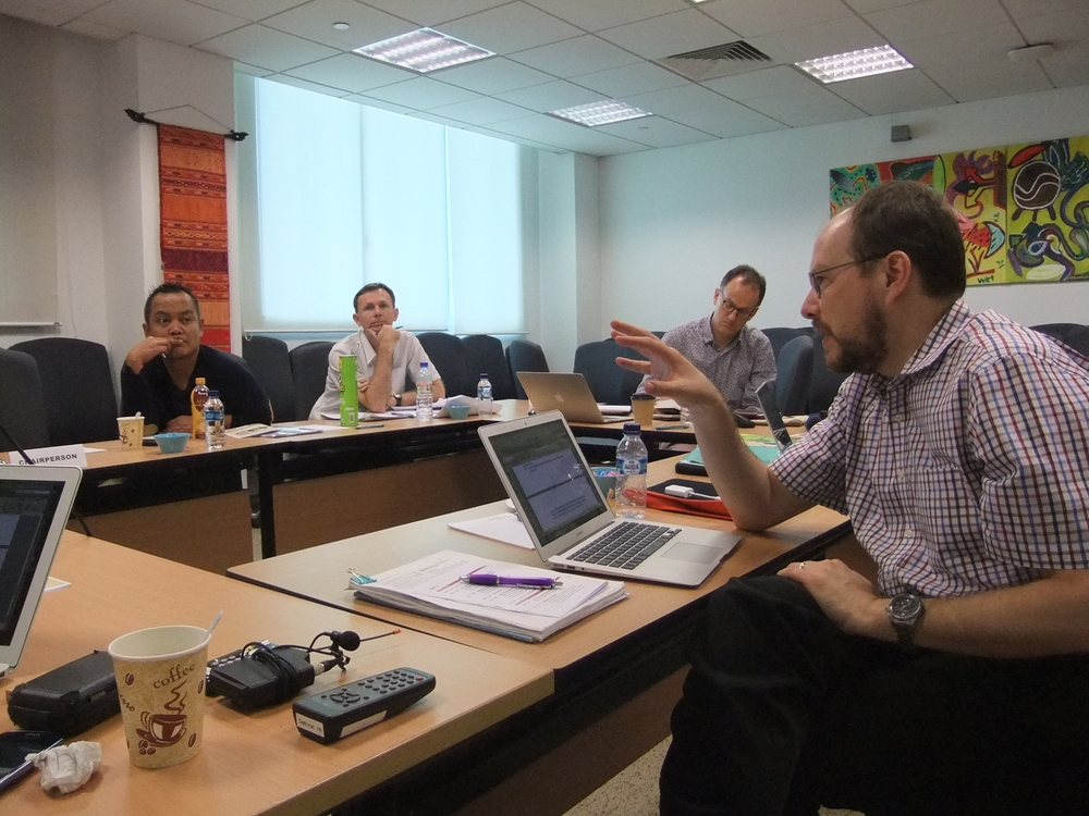 WARMAP planning meeting, ARI, NUS, Jan. 2015_III.JPG
