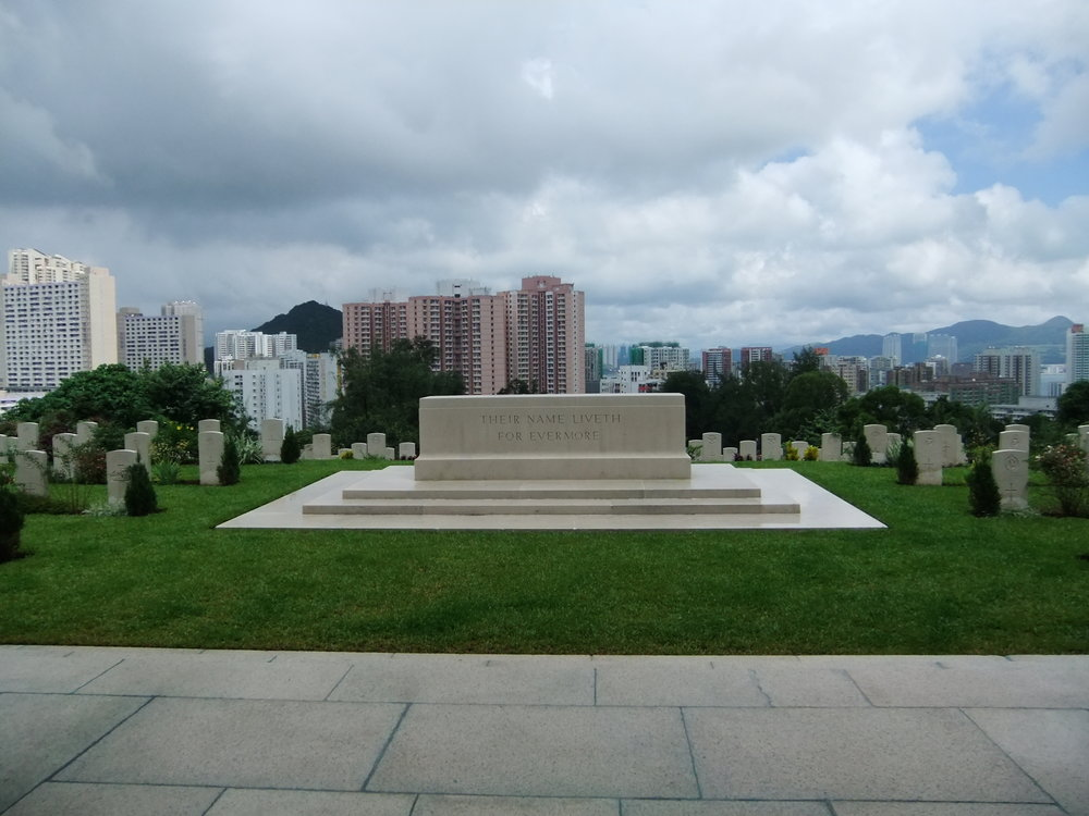 Sai Wan War Memorial & Cemetery