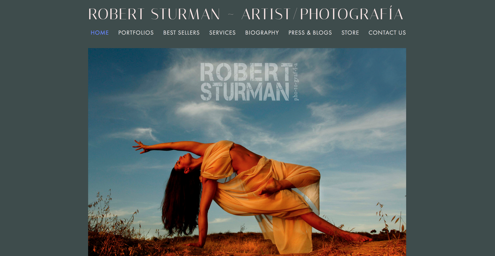 ROBERT STURMAN ~ robertsturmanstudio.com
