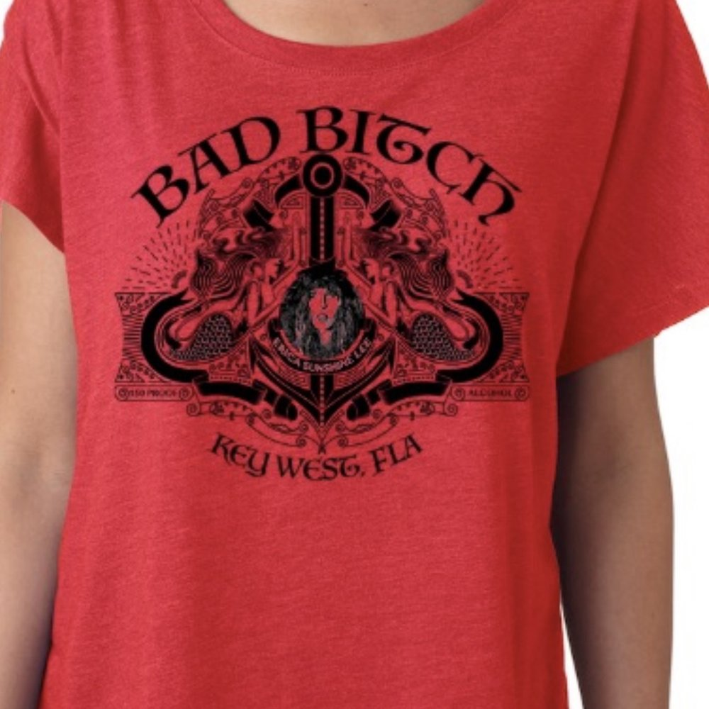 BAD BITCH TEES - BAD BITCH TEESAvailable in women's Small, Medium, Large, XL, and XXL$20 plus shipping