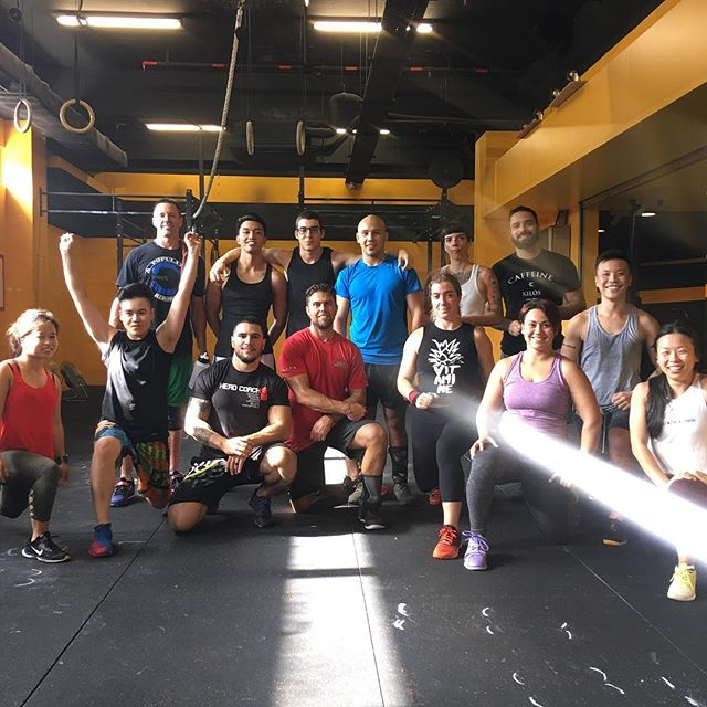 Another great class lifting some weights!  Saturday Weightlifting Classes are a definite success 🤓 . . Inspired Through Fitness . . . #crossfit #crossfitmacau #crossfitmacao #macaucrossfit #macaocrossfit #gym #crossfitters #lifting #wod #weight #workout #crazy #muscles #hardwork #fitfam #igfitness #beautiful #health #enjoy #love #nutrition #hardwork #live #addicted  #fit #fitness #family #fitfam #macau #community