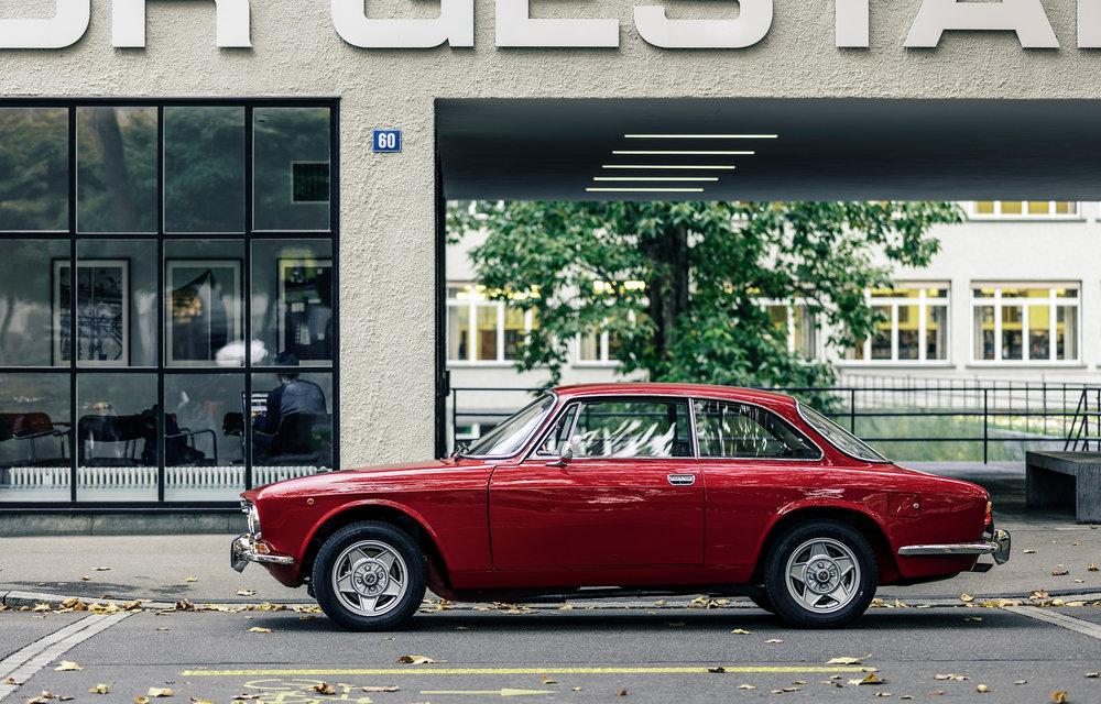 1972 ALFA ROMEO Giulia Coupe 2000 GT
