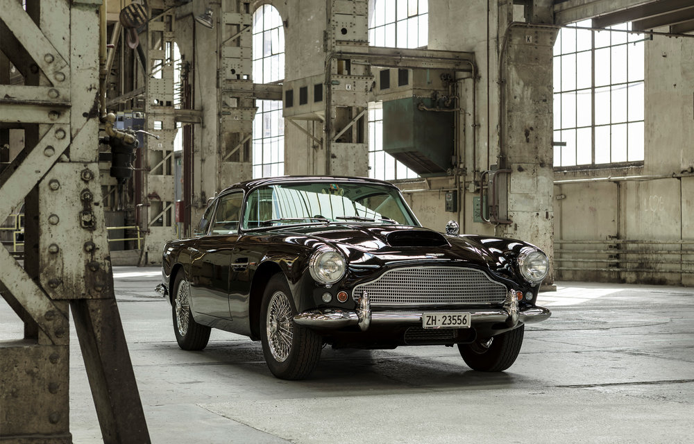 1960 Aston Martin DB4 Series 1