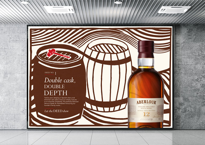 Aberlour Whisky, Williams Murray Hamm