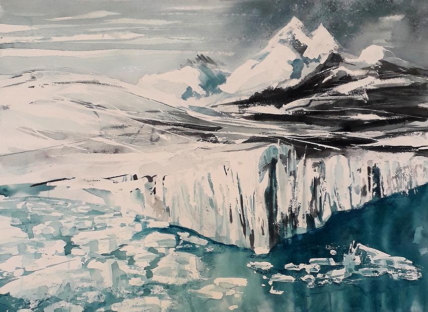 Stillness and Ice