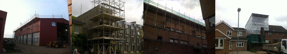 Scaffolding Hire Cambridge