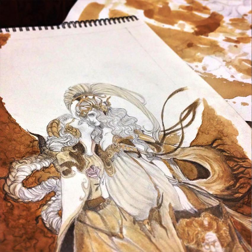SKETCHES |  Sketchbook Drawings