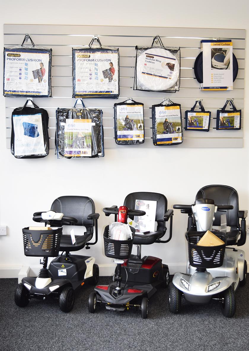 mobility shop barnsley
