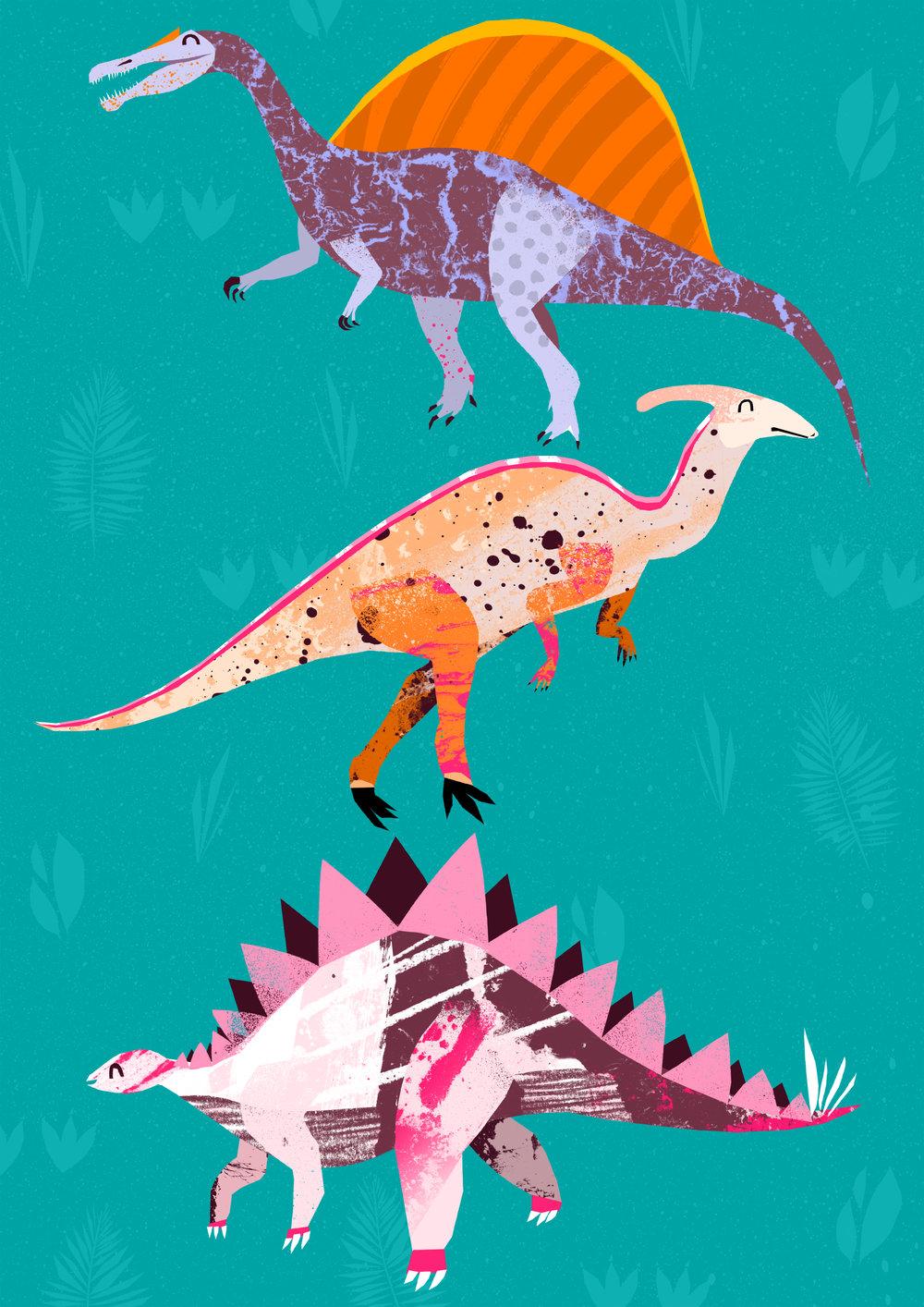 'Happy Dinos' -