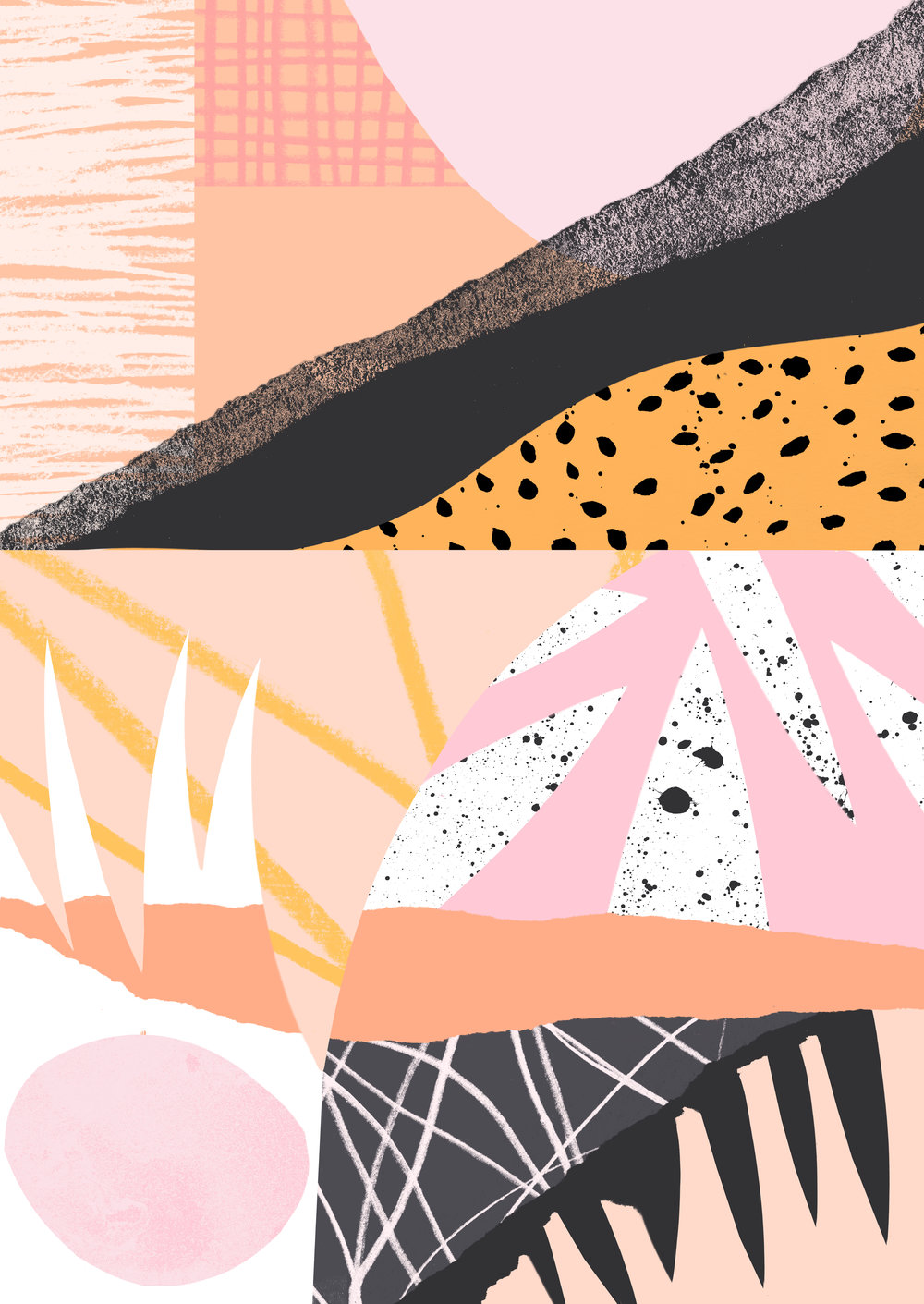 'Pink Leopard' -