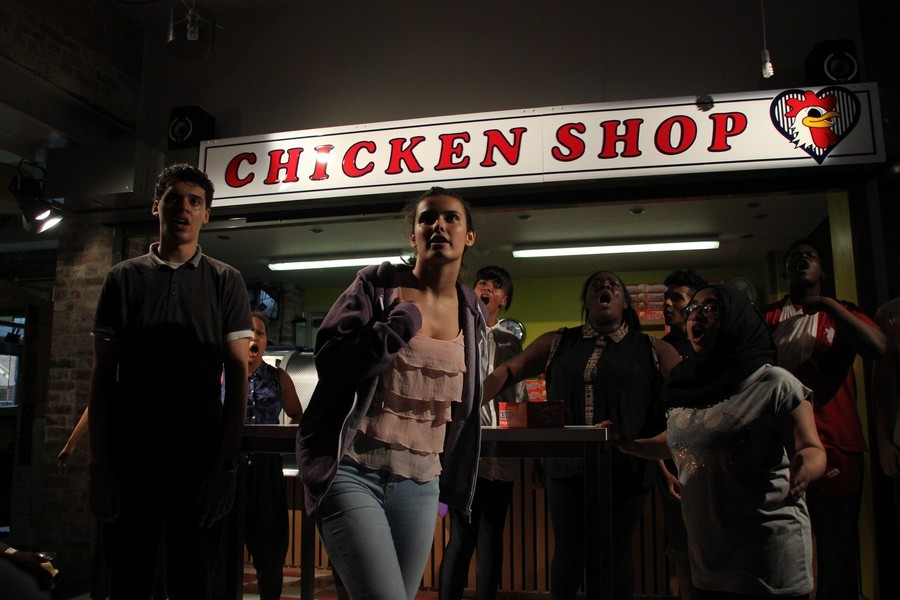 Chicken Shop - July 2014Platform Islington