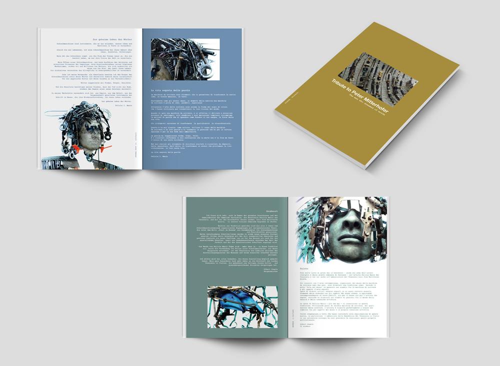 Brochure. Felicia Maniu. Venezuela
