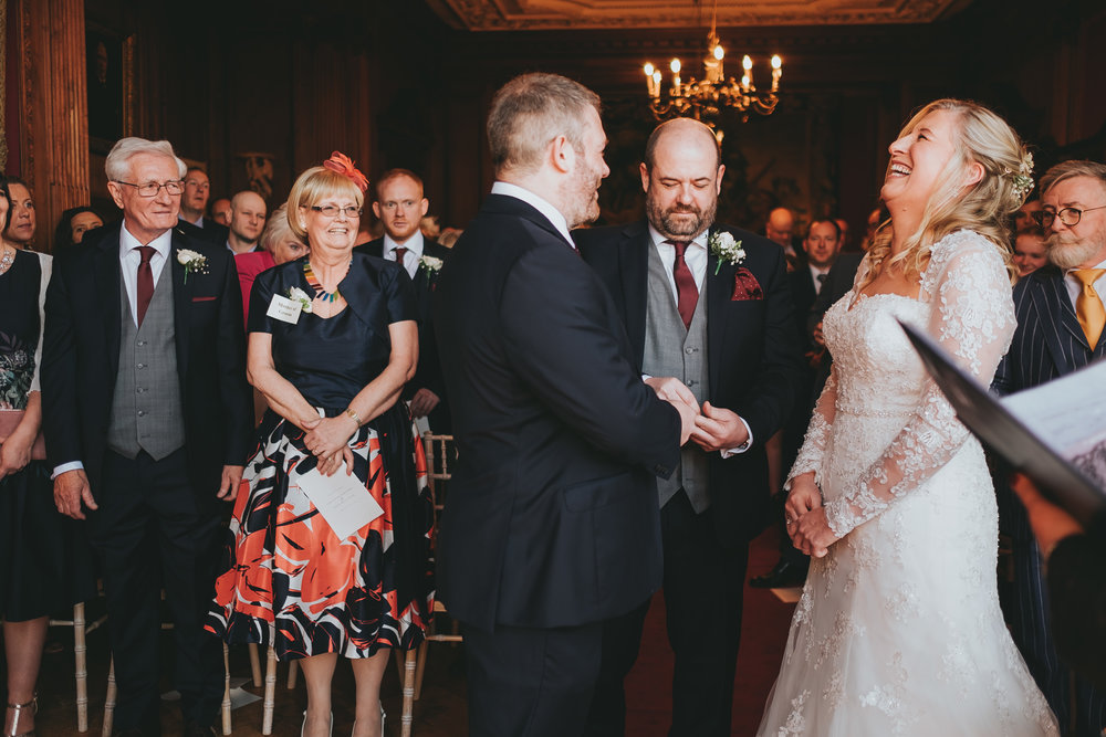 Hayley & Chris // Thornton Manor
