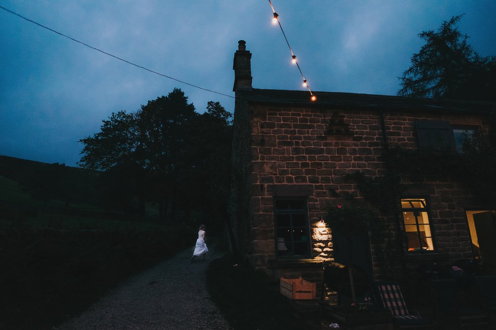 Helen & Ian // The Gathering at Edale