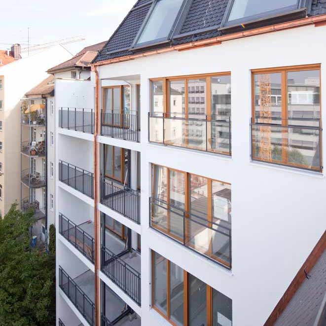Wohnungsbauten