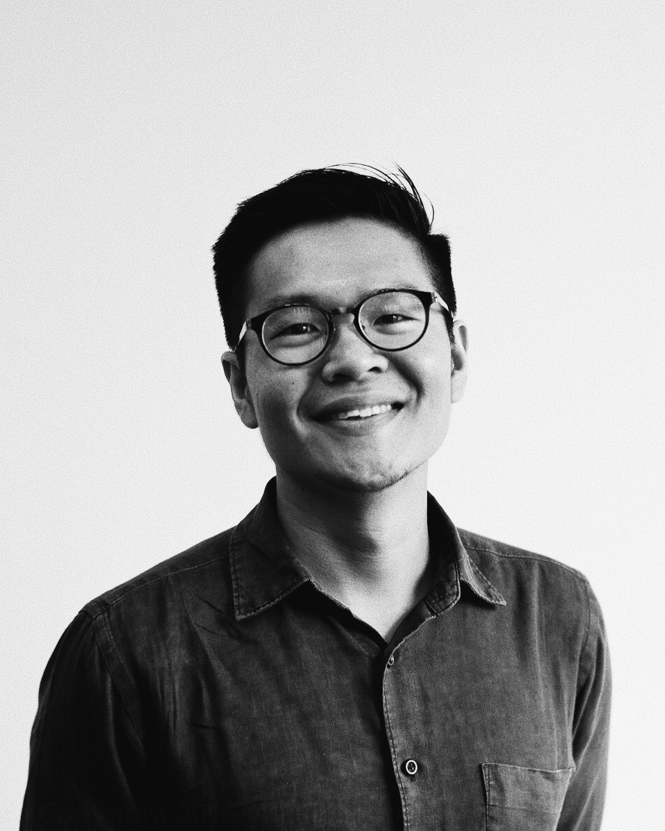 Tse Hao Guang  is a Singaporean poet and editor, assembled with parts from Hong Kong and Malaysia. His first full-length poetry collection,  Deeds of Light , was shortlisted for the 2016 Singapore Literature Prize. He is a 2016 fellow of the University of Iowa's International Writing Program, and the 2018 National Writer-in-Residence at Nanyang Technological University. He has things in  Asian-American Writers Workshop ,  Sand Journal ,  AJAR ,  High Chair ,  Entropy ,  Hotel ,  Third Coast , and  Prairie Schooner . His new collection-in-progress is tentatively titled  I get buzzed seeing your hand's just left . (Photo credit: Jon Gresham)