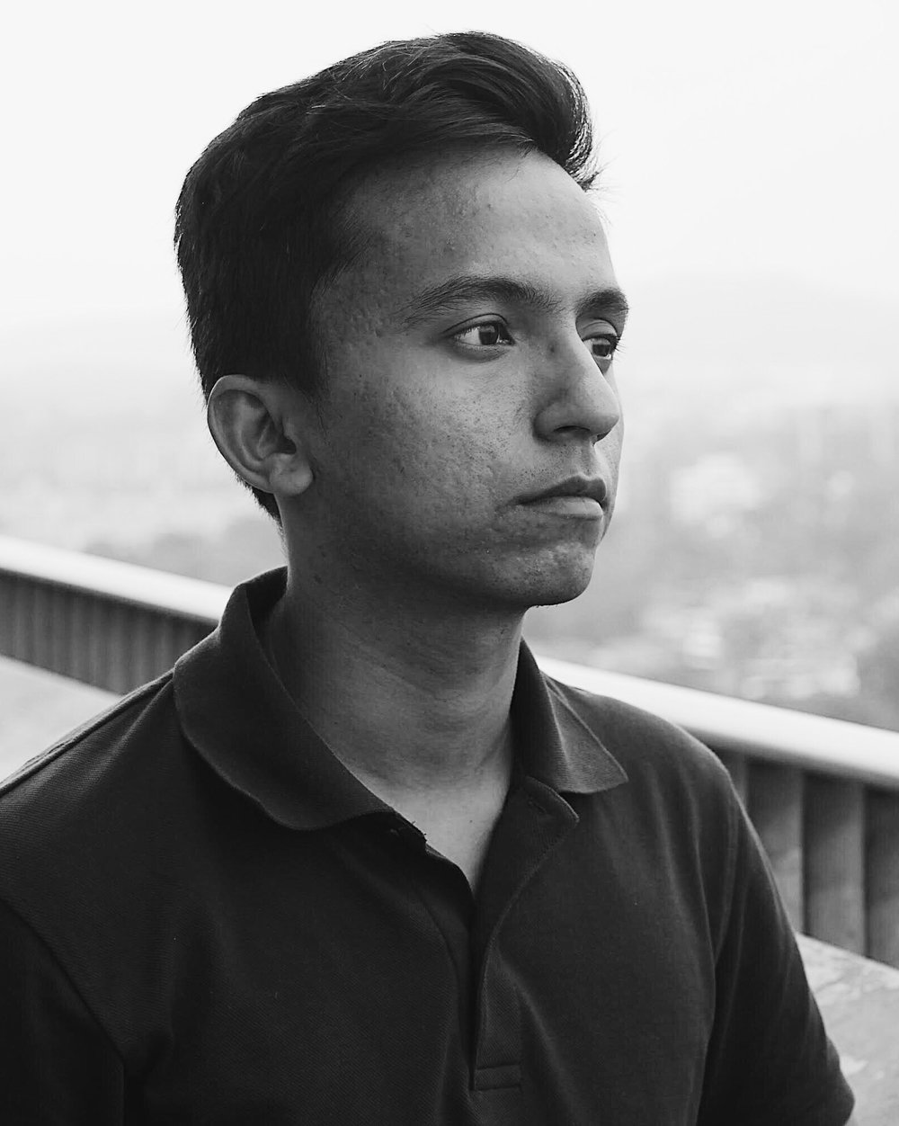 Hamid Roslan  is a poet based in Singapore. His work may be found in  The Volta ,  Asymptote  and the  Quarterly Literary Review Singapore , among others. His debut poetry collection,  parsetreeforestfire , is forthcoming from Ethos Books. Pre-orders will be made available at the event.