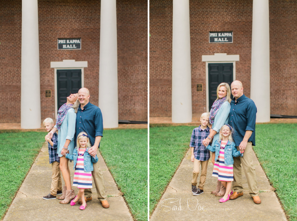 athens uga family photos