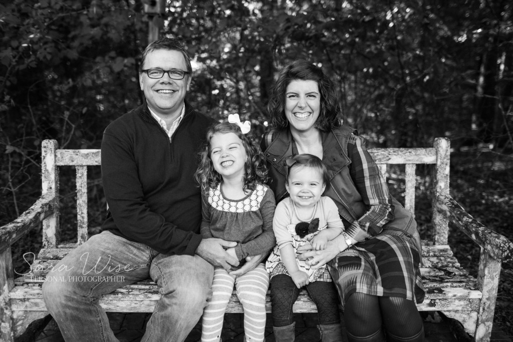 state botanical gardens family photos