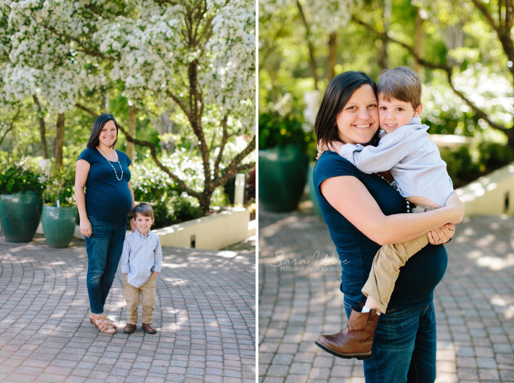athens ga maternity photos