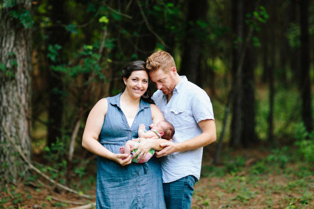 athens ga newborn photos