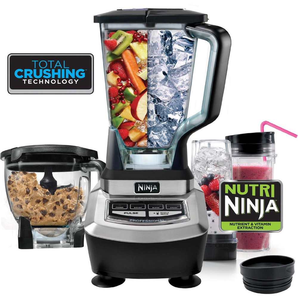 Ninja BL780CO Ultra Kitchen 1200W Professional Performance Power Blender System
