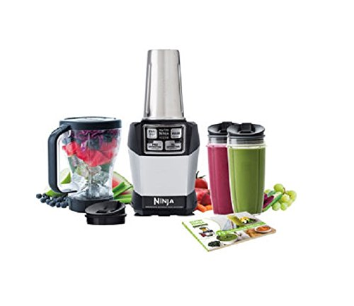 Nutri Ninja Blender Auto-IQ Complete Extraction System 1000W Professional BL486