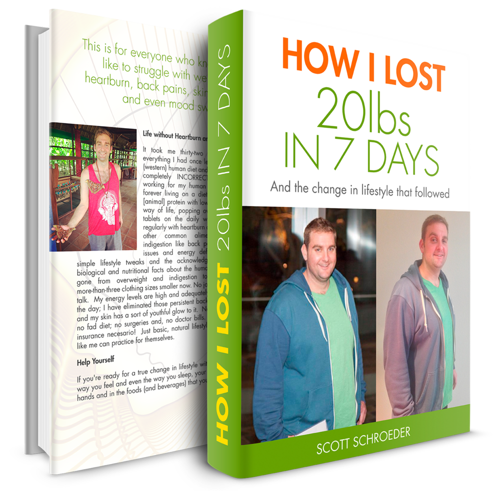 My weight loss story→
