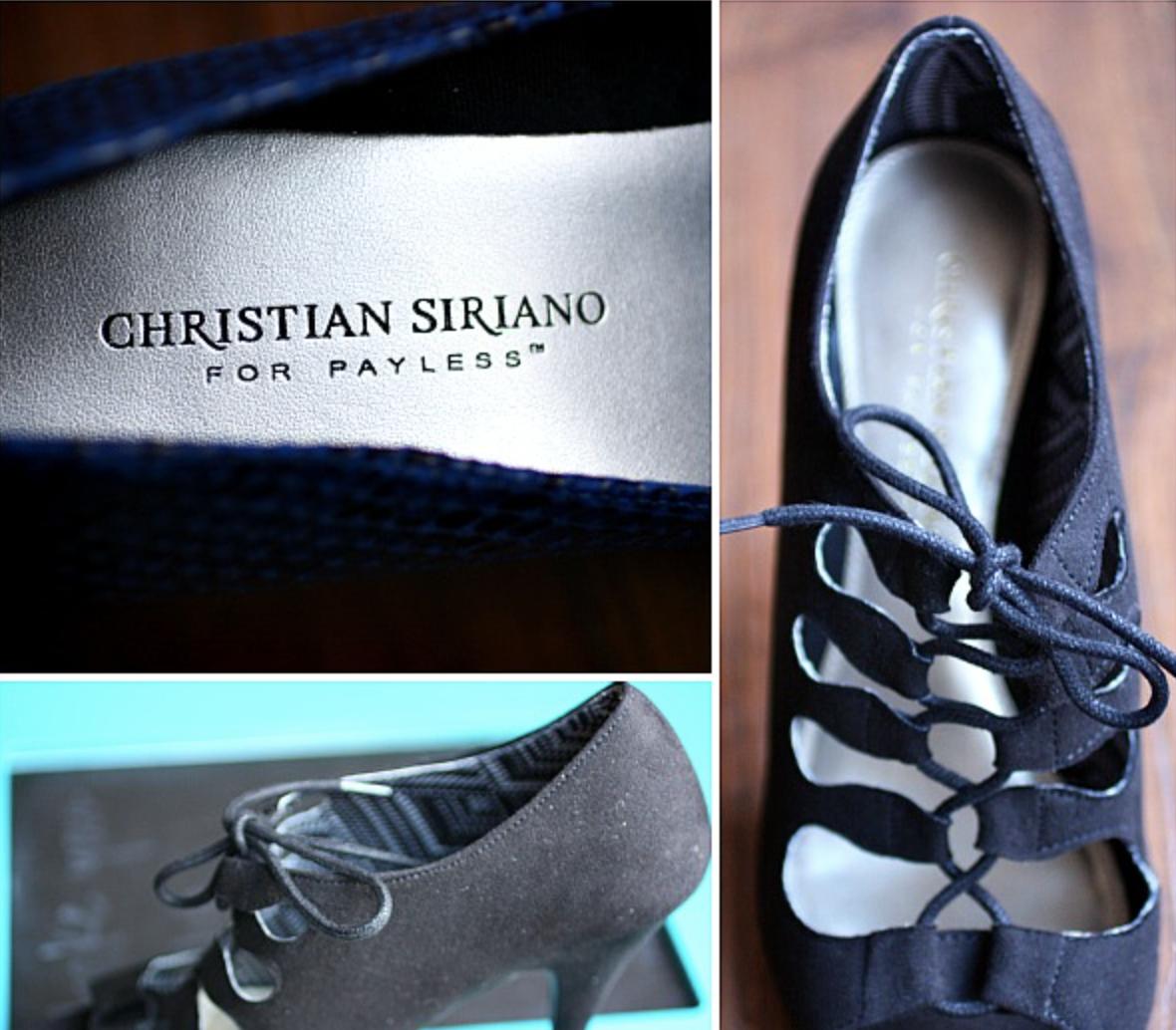 79ed34c5ed26 Christian Siriano Branding For Payless — rchrdsn