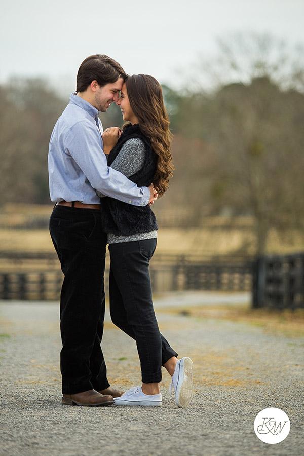 kristina & cameron | engagement