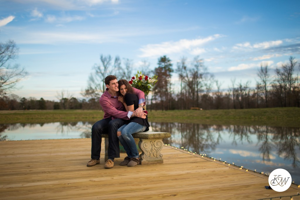 heather & rayner | mississippi sunset proposal